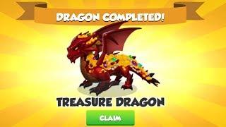 [ ya ] Let's Play - I got the Treasure Dragon - Dragon Mania Legends - part 792 HD