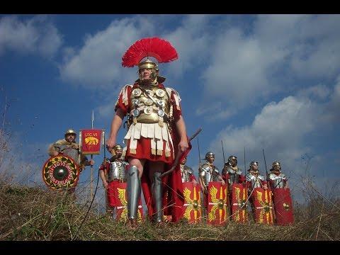 Европа.  Древний Рим. Смотрим игру.