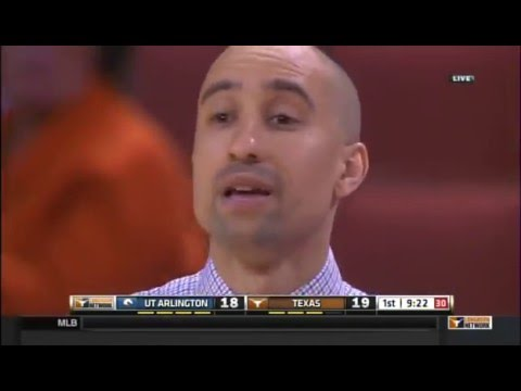 Basketball 2015 - Texas v. UT-Arlington