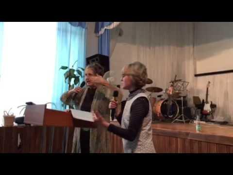 Preaching in Cheboksary, Russia - 2