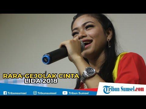 Nyanyi Lagu Gejolak Cinta Tanpa Musik, Suara Rara LIDA 2018 Semakin Terdengar Merdu