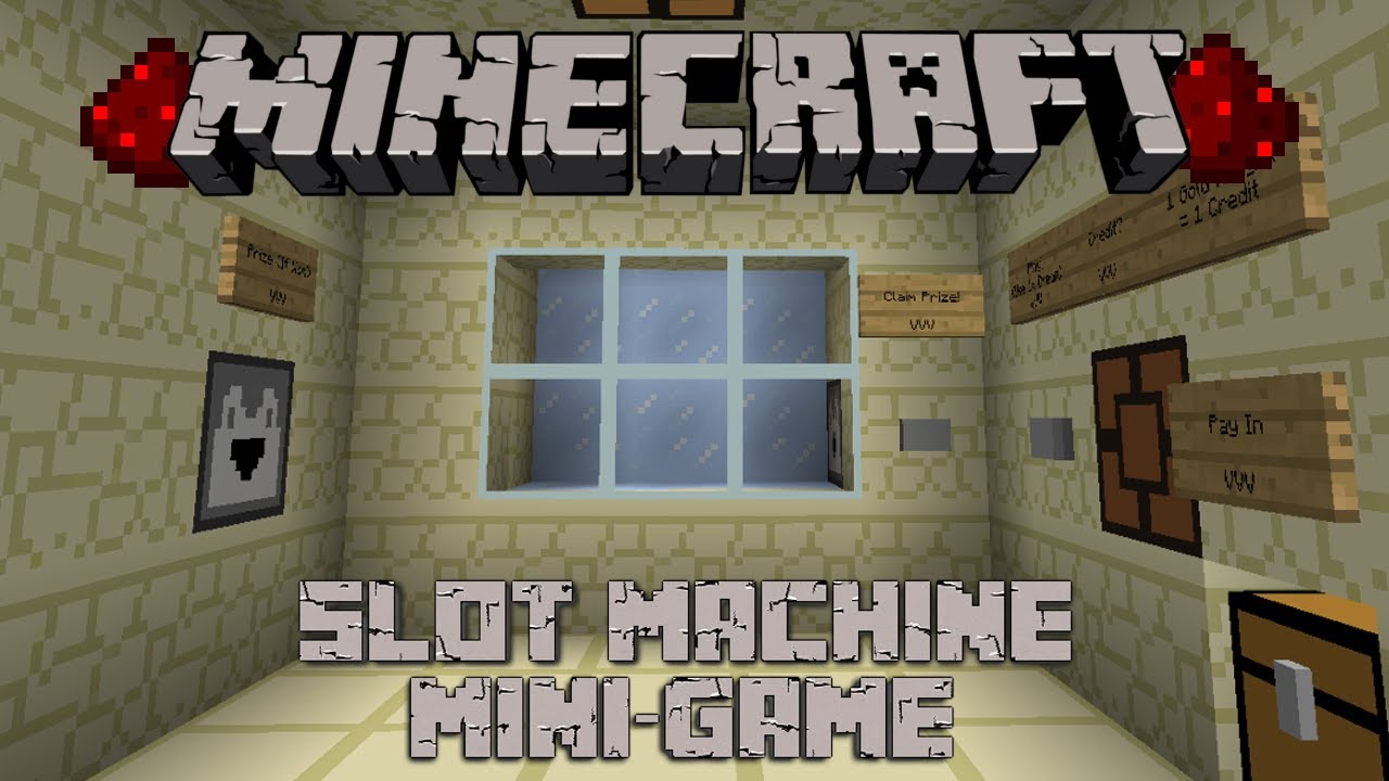 how to make minecraft casino games