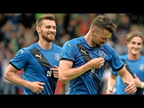 Kosovo Joy at Joining FIFA