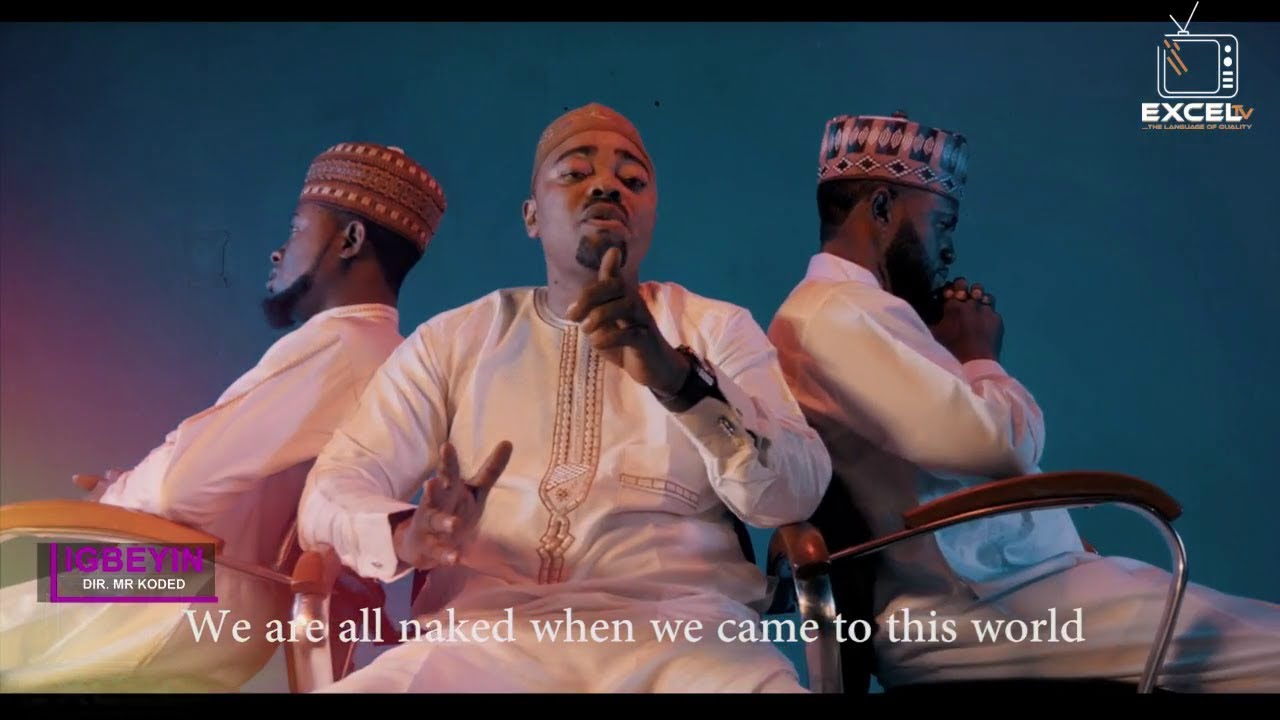 Download IGBEYIN | 2019 Saoti Arewa, Kehinde Oriyomi and Waliyullahi Olamide(Afinju) Superb Trio Islamic Al