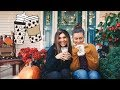 How to make a healthy Pumpkin Spice Latte w/ my mom!