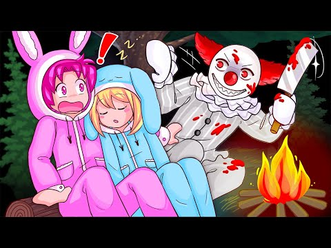 Don't Tell Scary Stories While Camping! (Roblox)