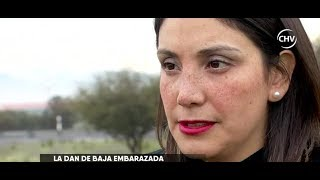 Exteniente de Carabineros asegura que fue dada de baja pese a fuero maternal - CHV NOTICIAS