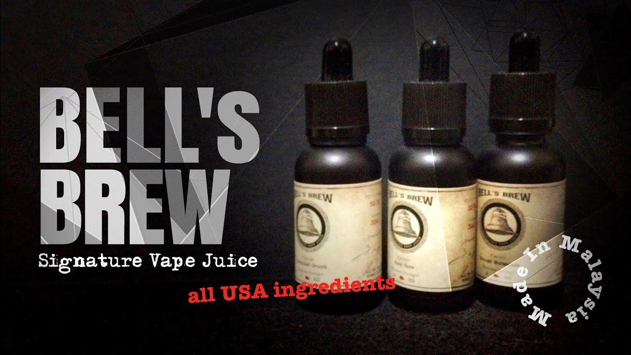 Bell's Brew- Signature Vape Juice