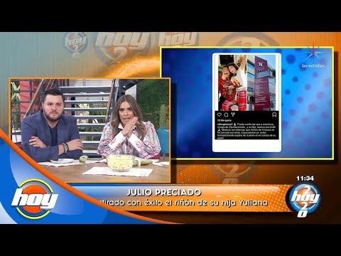 Se desarrolla con éxito la operación de Julio Preciado   Hoy