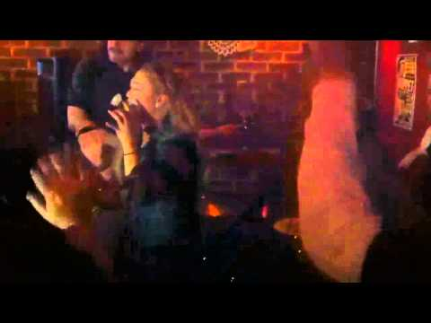 Live Band Karaoke with Rock Star Karaoke in NYC - Rolling in the Deep [cover]