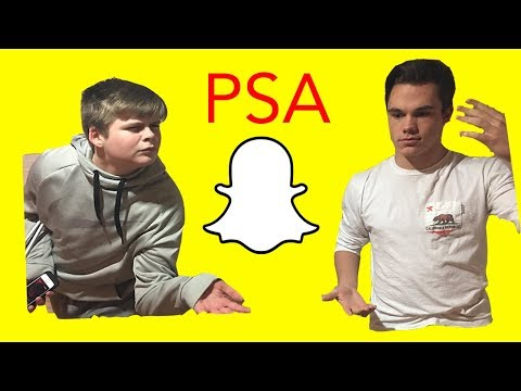 DO NOT UPDATE YOUR SNAPCHAT!!