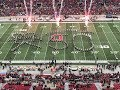 The Ohio State University Marching Band: 50 Years of the Cinema