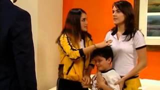 Pascual descubre a Marcelino. Roberta le pega a Diego