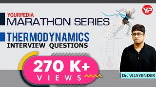 1. Interview Questions (Subject: Basic Thermodynamics)