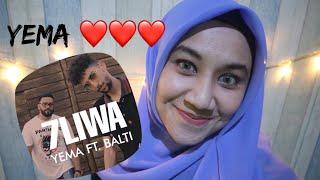 7LIWA - YEMA FT. BALTI (Clip Officiel) | INDONESIA REACTION