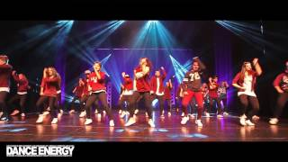 Turn Down For What - DJ Snake & Lil Jon / Urban Dance Tanzshow / DANCE ENERGY STUDIO