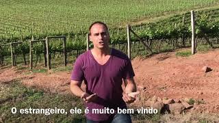 Eduardo Bolsonaro visita Bento Gonçalves-RS: imigração e MST.