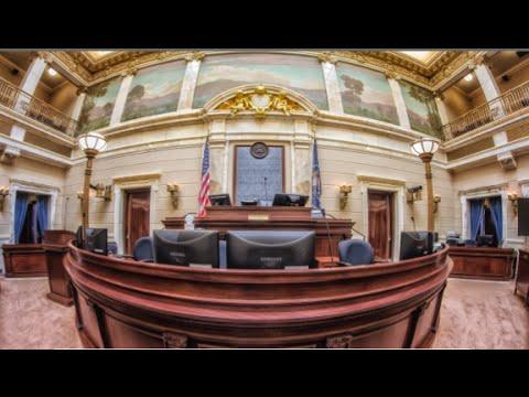 Utah Senate Live - February 18th, 2016