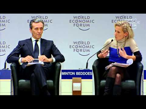 Davos 2013 - Open Forum: Eurozone -- Solidarity or Dominatio