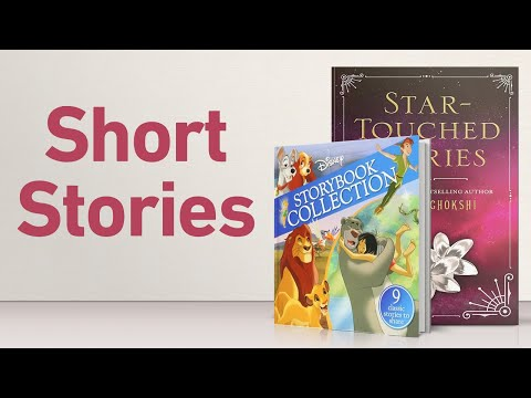 5 Short Stories' Selections