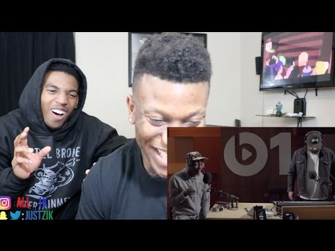 Lil Yachty Beats 1 Freestyle with Ebro- REACTION