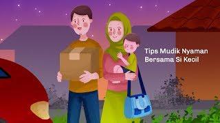 Tips Mudik Nyaman Bersama SI Kecil | Orami Ramadan
