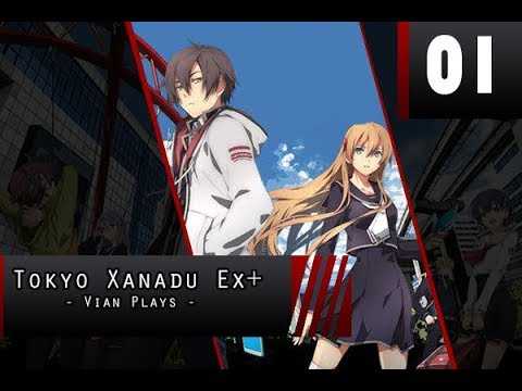 Tokyo Xanadu EX+ (1) || Prologue || |