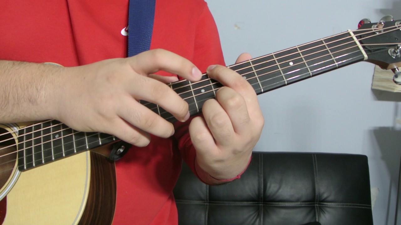 ★G#Maj 7 ★ How to play G# maj7 chord on guitar | Sol# maj 7 Akoru Gitarda Nasıl Basılır ?