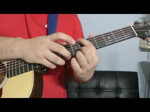 how-to-play-a-b-flat-major-7th-chord-(chord-guitar-tutorial!!)
