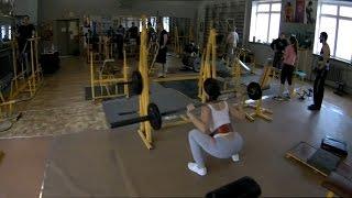 Тренажерный зал своими руками Handmade gym