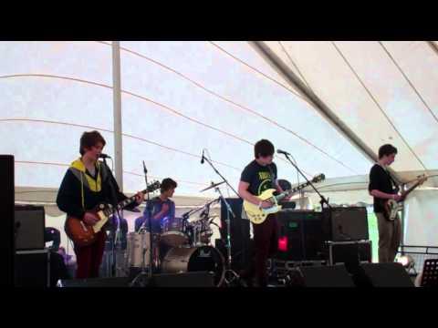 Bassment Band Big Stooshie Music Festival Fife Scotland May 4th