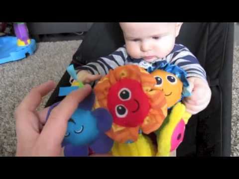 Baby Shower Gift Ideas Lamaze Chime Garden Review YouTube