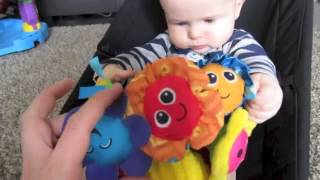 Baby Shower Gift Ideas - Lamaze Chime Garden Review