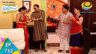 Taarak Mehta Ka Ooltah Chashmah - Episode 732 - Full Episode