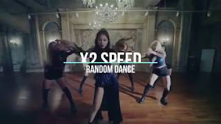 KPOP RANDOM DANCE CHALLENGE SPEED UP & MIRRORED