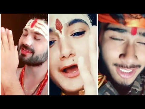 Mera bhola hai bhandari kare nandi ki sawari   Maha Shivratri TikTok video
