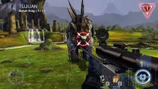 [Dino hunter] kill hadrosaurus