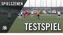 1. FC 06 Erlensee – FSV Frankfurt (Testspiel)