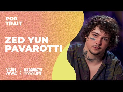 Youtube: ZED YUN PAVAROTTI • PORTRAIT