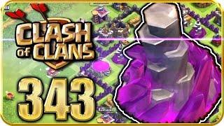 Let's Play CLASH of CLANS Part 343: LETZTER Magierturm auf Level 5 verbessern!