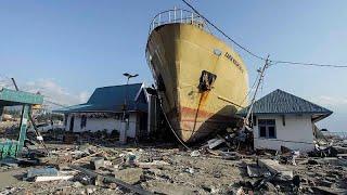 زلزال أندونيسيا: أكثر من 844 قتيلا حتى الآن وانتشال 34 جثة من تحت أنقاض إحدى الكنائس  …