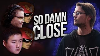 The Two Falcons That Almost 3-0'd Armada | S2J/Wizzrobe | Melee