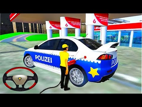 City Police Car Lancer Evo Driving Simulator - Best Android Games - Android GamePlay HD