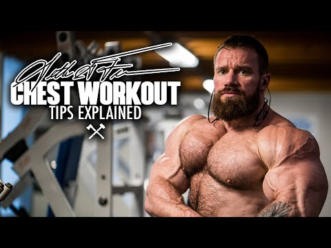 Chest Workout Tips Explained | Seth Feroce