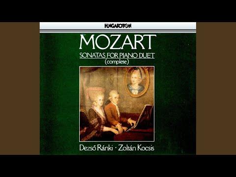 3. Sonata in B flat major K (186c) : II. Adagio