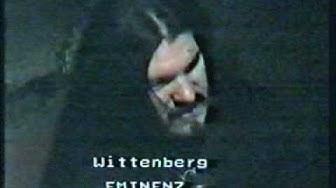 EMINENZ (Ger) - Legendäres Interview, Berlin 1995