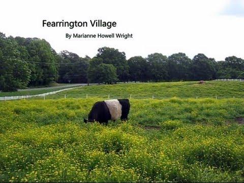 Chapel Hill Neighborhoods~Fearrington Village Video