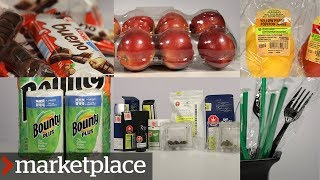 Are these the most over-packaged products? (Marketplace)