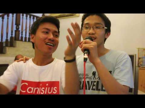Live In dari SMA Canisius Jakarta