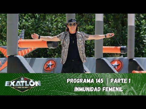 Las mujeres de Héroes y Titanes tienen una segunda oportunidad. |Capítulo 145, pt. 1 |Exatlón México